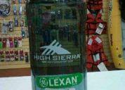 Botella high sierra lx5btl 0.5lt policarbonato botella-h2