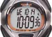 Reloj timex 5h391 ironman triathlon negro reloj-tm10 nuevo y original