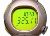 Reloj altimetro/barometro/termometro timex 474710 reloj-t1 nuevo y original