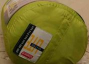 Sleeping bag coleman - breeze soporta 15.5 ºc sleeping-c1 climas calidos nuevo y original