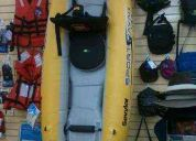 kayak stearns u246cmb 1 persona kayak-3 nuevo y original