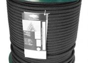 Cuerda cousin 11mm securite aramid 450 cuerda-47 estatica rescate