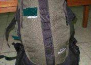 Mochila nacional 40 litros verde militar mochila-gp8 nueva