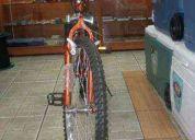 Bicicleta 6b14163 aro26 con suspension naranja bicicleta-g1 varios colores nueva