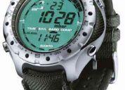 Reloj suunto 10933 yachtsman computador pulso reloj-sn15 mar nuevo y original