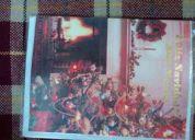 Caja de 25 unidades tarjetas navideÑas con mÚsica