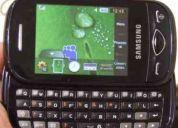 Vendo celular samsung gt-b3410 qwerty, bluetooh, fm, mp3, 2mp, 2,6