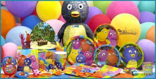 Todo Para Fiestas De Cumpleaos Infantiles Awesome Best Paquete De