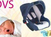 Asientos para bebe/niños nuevos de paquete