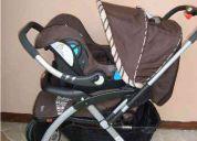 Coche de bebe 4en1 marca born