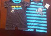 Bonita ropa americana para bebitos
