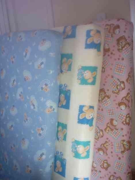Colchones en cualquier medida para cunas o camas cunas for Medidas de colchones de cama