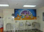Murales para bebes