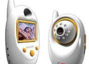 Camara inhalambrica para vigilar tu bebé