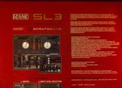 Vendo para los dj's actuales programa serato sl3 scratch live
