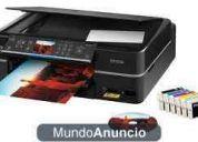 Venta de impresoras de tinta continua