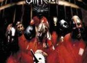 Vendo cd originales de slipknot