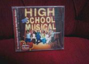 Vendo cd-disco de high school musical 1 original
