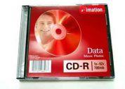 10 cds imation 5 dolares