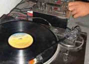 Long play discos de vinil acetato
