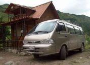 Vendo furgoneta kia pregio 2003