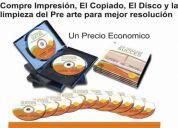 (grupo de impresores profesionales de cd/dvd)