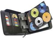 Porta cd o dvd estuche album cartera case logic djs compacte