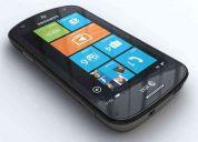 Samsung focus wp 7 3g 8gb internos micro sd 5mp video hd 4 super amoled con garantia new