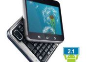 Motorola flipover android-wifi-gps-qwerty deslizable-original-capacitiva lcd-email nuevo