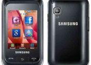 Vendo de oportunidad celular samsung champ c3300 táctil
