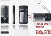 Vendo celular tv movil 75 usd