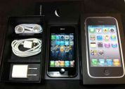 Iphone 3gs de 16gb.*con caja, accesorios, jailbreak $290 negociables