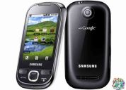 Vendo samsung galaxy 5500 $270