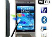 Tv mobile phone t737b con wifi /vendo o cambio por guitarra electroacustica