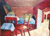 Vendo pinturas juan villafuerte / cesar andrade faini en guayaquil-ecuador
