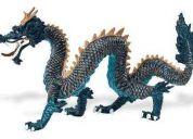 Dragon chino figura de coleccion
