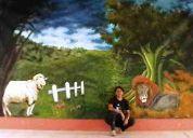 Murales  y pinturas