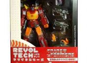 Transformers clasico - rodimus prime version revoltech 15 cms