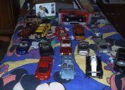 Autos coleccionables en excelente estado desde 30 usd