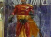 Robin-estatua de luppa-dc comics-no marvel-batman-dc universe