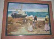 Pintura original de 100 x 80