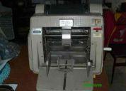 Mimeografo ingles gestetner