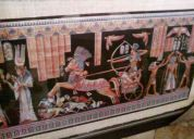 Papiros originarios de egypto tamaÑo 1m x 2m, hermosos, baratos