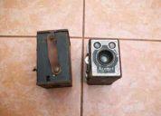 Antigua cámara fotografica, adorno