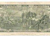 Vendo 2 billestes de 2 dolares de 1976; 2003, 3 billetes colombia, 3 del peru