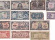 Quiero vender biyetes de dinero antiguo cubano en quito