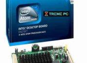 mainboard intel d425kt + procesador intel atom de 1.8ghz