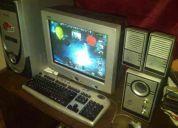 2 computadoras en buen precio en excelente estado...