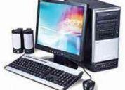 ¡¡urgente obsequio en $130 pc. intel pentium4 perfecto funcionamiento!!