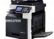 Impresora konica minolta bizhub c200 nueva sin tonner